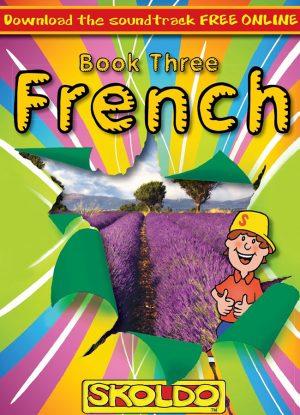skoldo book three French cover