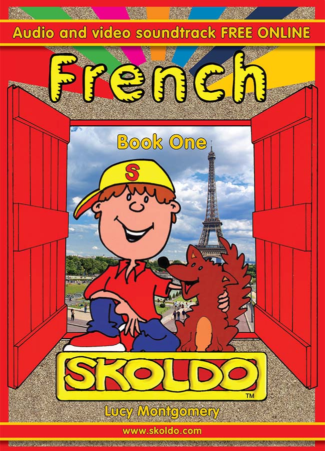Skoldo French Book One Cover