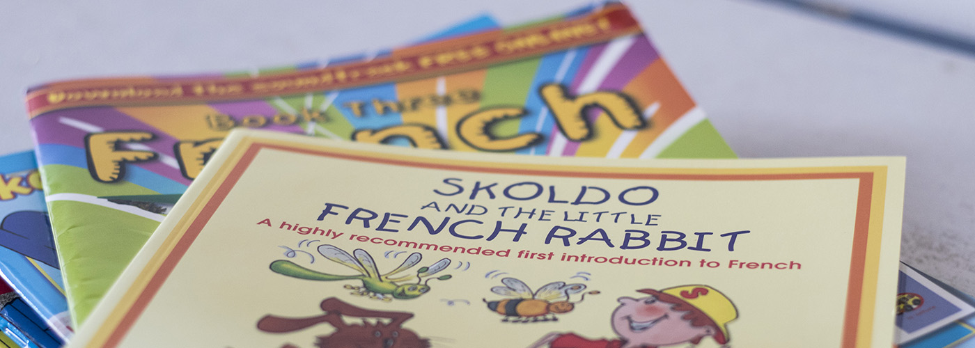skoldo books french selection