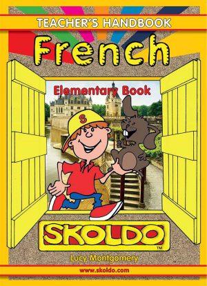 Skoldo French Teacher handbook Cover Elementary