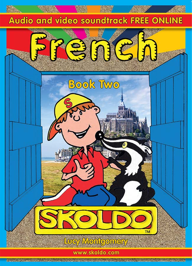 Skoldo French Book Two Cover