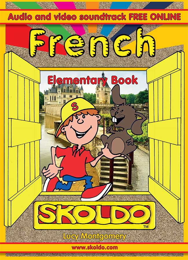 Skoldo French Elementary Book Cover