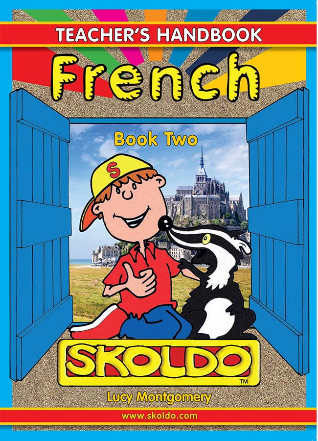 Skoldo French Teacher handbook Cover Book 2