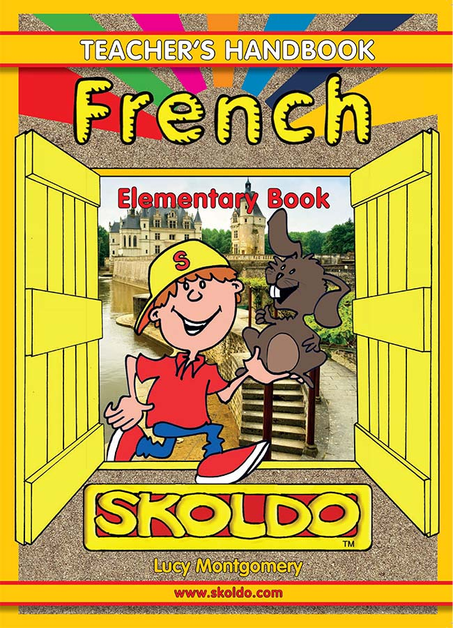 Skoldo French Teacher handbook Cover Elementary