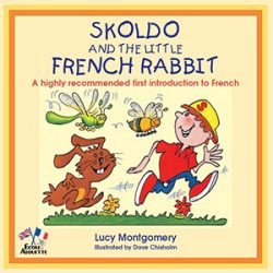 Skoldo and the Little French Rabbit audio