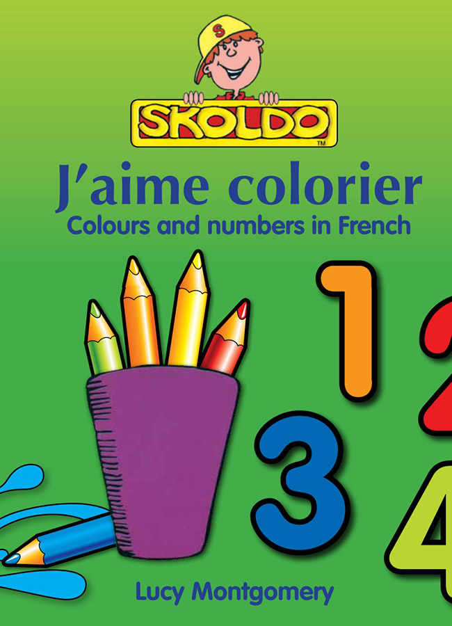skoldo french J'aime colorier
