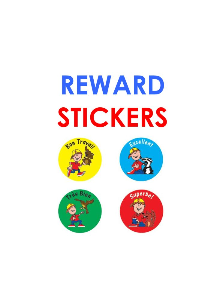 thumbnail of STICKERS (FRENCH)