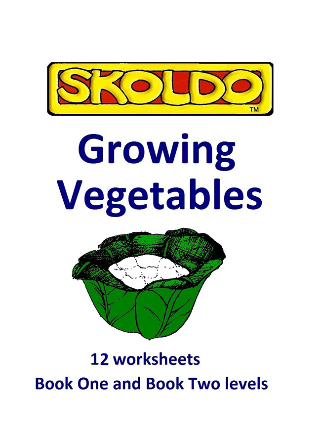 Skoldo Growing Vegetables