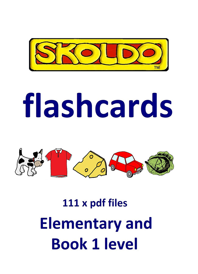 Skoldo Elementary & Book 1 Flashcards