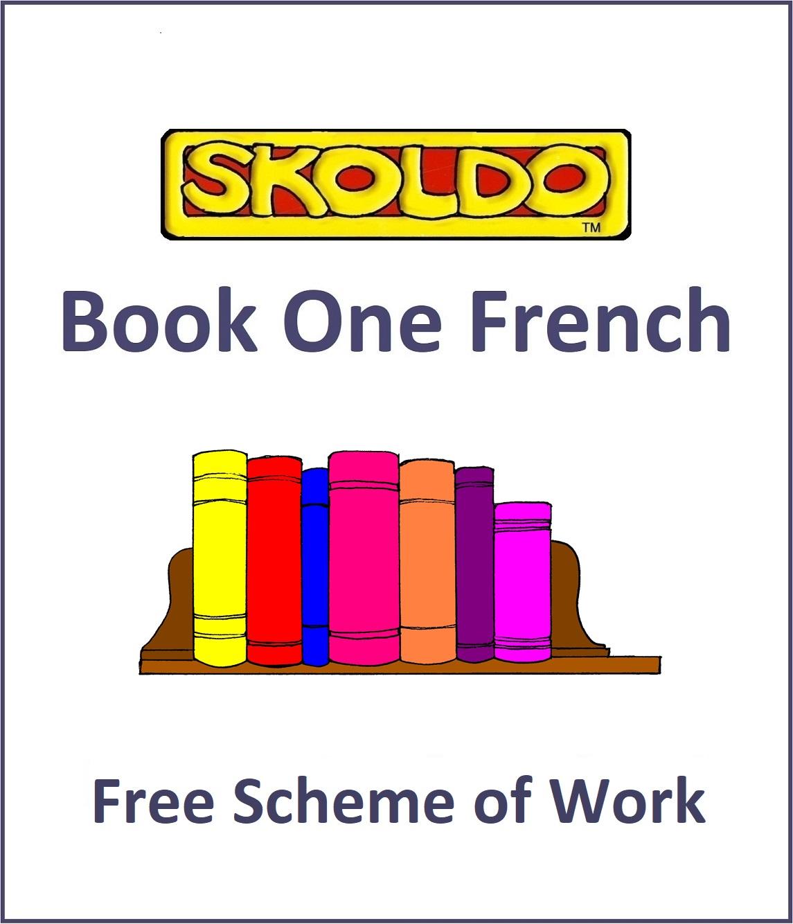 Skoldo Book One Scheme of Work