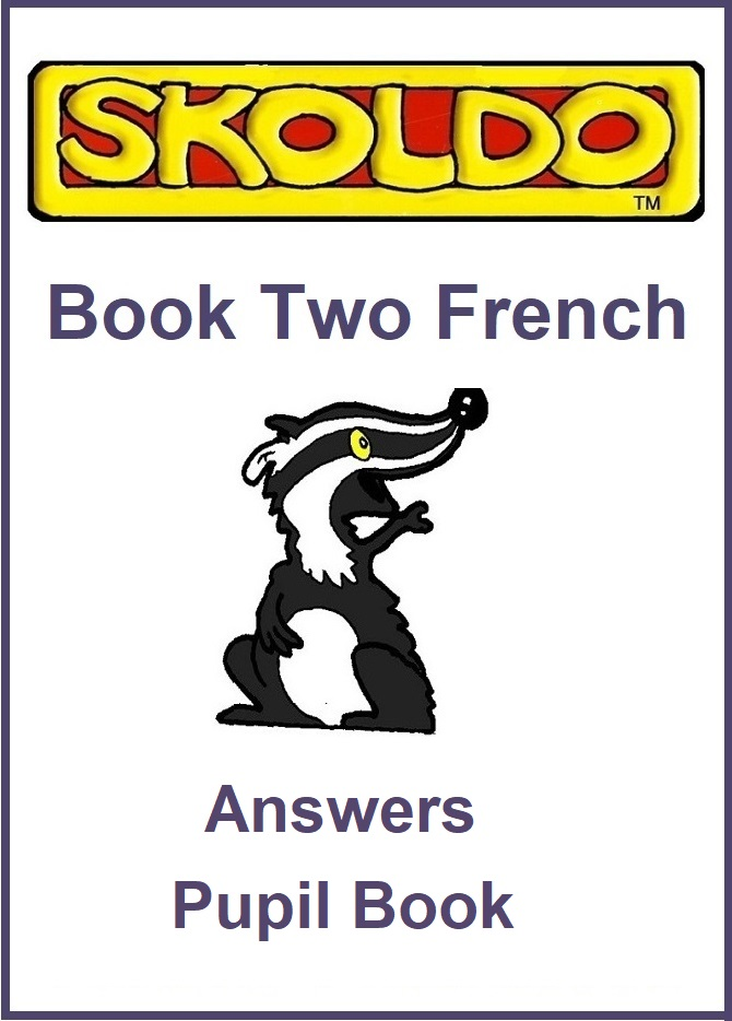 Book Two Answers